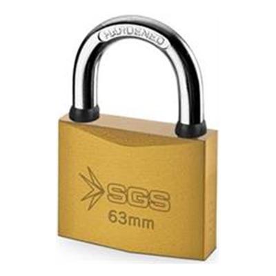 SGS SARI BOYALI ASMA KİLİT 32mm SGS1342 (1 Adet)