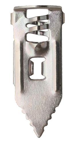 SGS6142 ÇELİK TURBOLET KISA 11*28mm (100 Adet) (1 Paket)