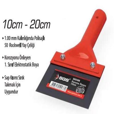 SGS406 KAZIMA RASPA 10 cm (1 Adet)
