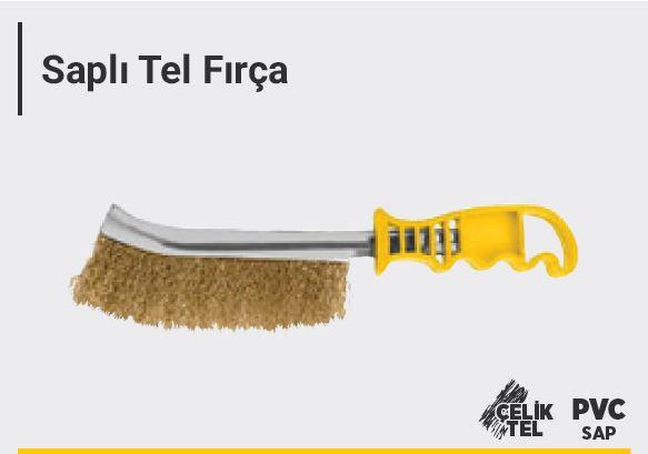 RTR (RH23080) 9 NO SAPLI TEL FIRÇA (1 Adet)